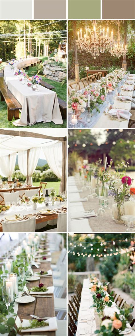 wedding table setting decoration ideas for reception elegantweddinginvites com blog