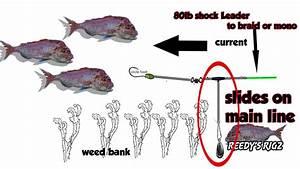 Tie Running Rig Snapper Fishing Gummy Shark Big Bait Bait Step By Step