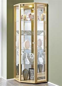 Vitrine Metall Glas : eck vitrine in verschiedenen farben wohnzimmer brigitte st gallen ~ Whattoseeinmadrid.com Haus und Dekorationen