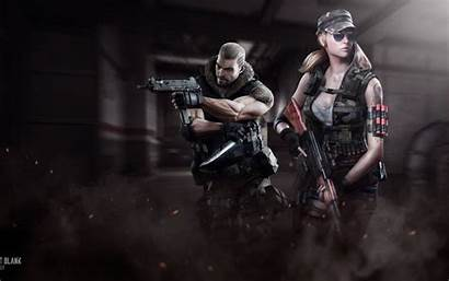 Tactical Blank Point Fps Gun Wallpapers Action