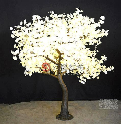 indoor outdoor artificial gingko lighted trees buy