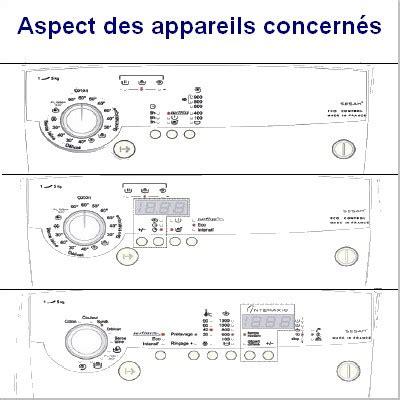 tout electromenager fr documentation technique lave linge top brandt vedette fagor