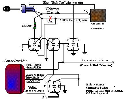 Contact Jaycorp Technologies Passlock Wiring Information