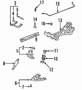 Pontiac Montana Alignment Camber    Toe Lateral Link  Rear