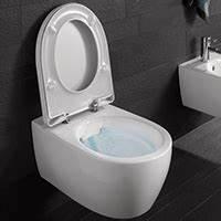 Toiletten Ohne Rand : sp lrandloses wc wc ohne sp lrand kaufen badshop skybad ~ Buech-reservation.com Haus und Dekorationen