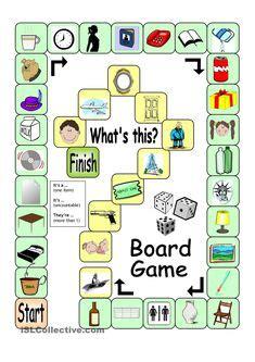 esl board games  speaking activities images