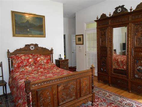 antique french brittany bedroom suite   clients home
