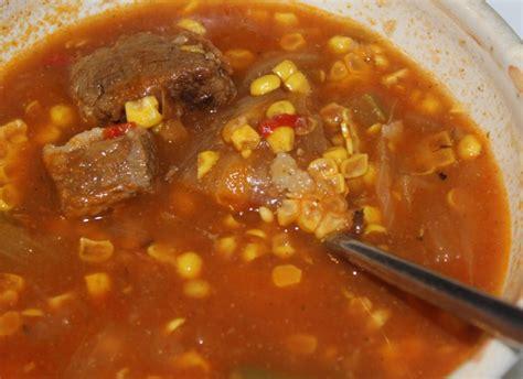 vegetable soup realcajunrecipescom la cuisine de maw maw