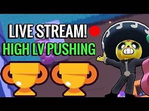 Live Stream! High Level Trophy Pushing with Sensei Adam ...