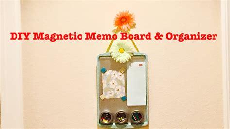 dollar tree board memo diy magnetic