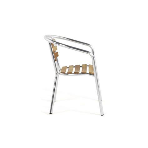 bois de la chaise chaise de jardin bois la chaise en bois à lattes fsc