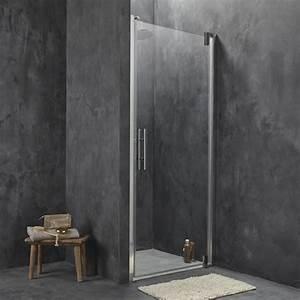 paroi et porte de douche douche leroy merlin With porte douche battant verre