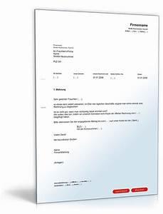 Www Vodafone De Login Rechnung : 1 mahnung zahlungserinnerung freundlich muster vorlage zum download ~ Themetempest.com Abrechnung