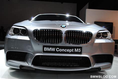 World Debut Bmw M5 Concept