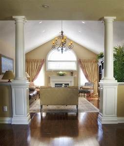 Pin by elite trimworks on interior columns pinterest for Decorative interior wall columns