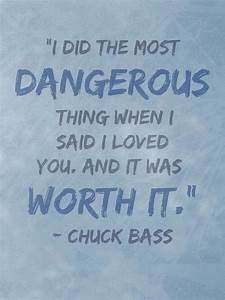 Quotes About Chuck Blair. QuotesGram