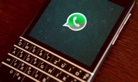 no more whatsapp on blackberry and windows phones