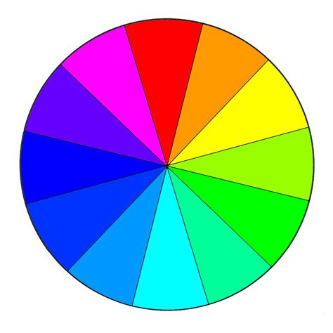 colour wheel color wheel basics weallsew