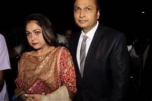 Tina Munim Anil Ambani Marriage: No Less A Bollywood Story!