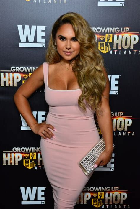 growing  hip hop atlanta premiere  kristinia