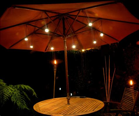 patio umbrella lights patio design decorative patio