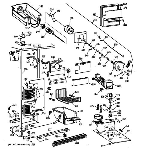 ge tfxprydbb side  side refrigerator parts sears partsdirect