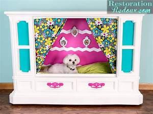 Hometalk Tube TV Turned Dog House