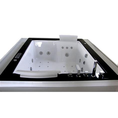 Vasche Idromassaggio Offerta Vasca Idromassaggio A Due Posti Eclisse 185 X 150 Cm In