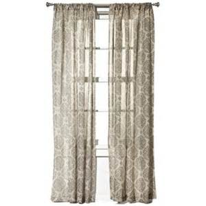 grey medallion curtains target wow pinterest
