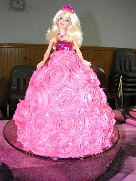 barbie doll cake cakecentralcom