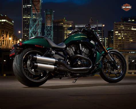 Harley Davidson V Rod Night Rod Wallpaper