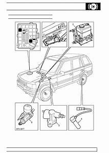 2004 Range Rover Hse Fuse Box  Rover  Auto Wiring Diagram