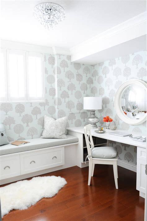 Feminine Home Office Design Ideas