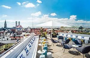 Böhmler Im Tal München : restaurant 39 terrace 39 er ffnet auf m nchens coolster dachterrasse ~ Markanthonyermac.com Haus und Dekorationen