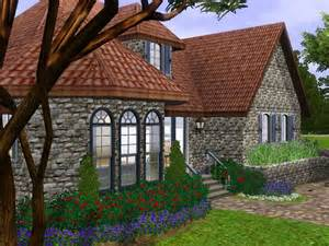 Country French Exteriors
