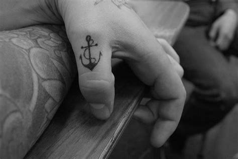 anker finger 50 cool anchor designs and meanings hative