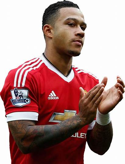 Depay Memphis Render United Footyrenders Manchester Football