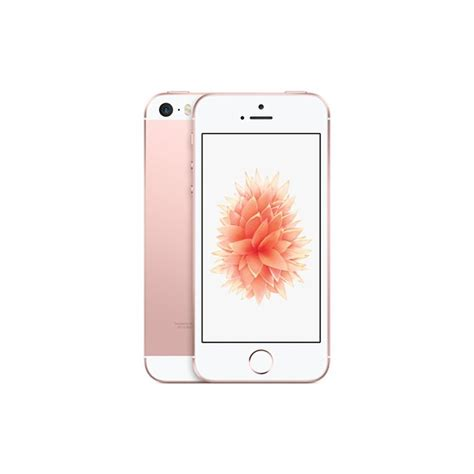 Apple iPhone SE 64GB Rose Gold Pink (BRAND NEW) - Retrons