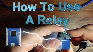 How To Use A Relay With The Arduino