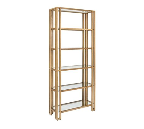 Wood Etagere by Wood Etagere Billy Baldwin Studio