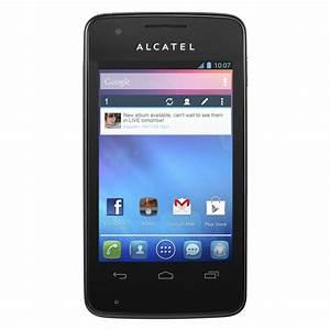 Alcatel 4030D One Touch S'Pop Noir