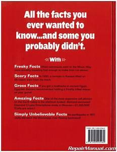 True Facts  1000s Of Freaky  Scary  Gross  Extraordinary