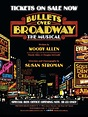 Bullets Over Broadway Musical - The Woody Allen Pages