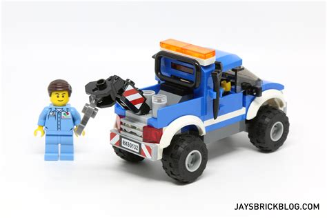 lego truck review lego 60132 service station s brick
