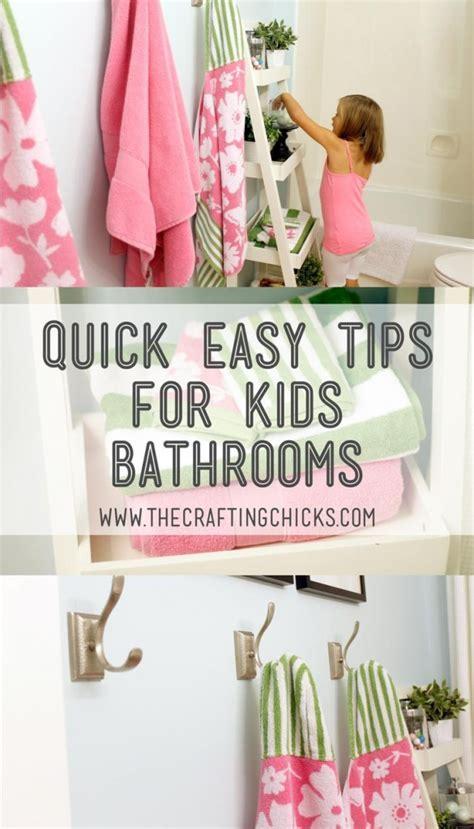 Bathroom Organization   The Crafting Chicks