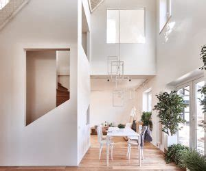 A White And Wood House For A Stylish Family by Interior Design Ideas Interior Designs Home Design Ideas