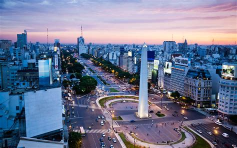 Buenos Aires In The Top 25 In Global Ranking Of Cities