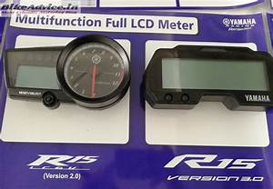 Yamaha R15 V3 Meter Gets 18 Features  Overview  Video