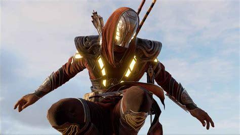Assassinu0026#39;s Creed Origins Isu Armor Location (Secret Outfit)
