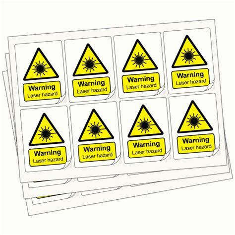 laser light warning label buy warning laser hazard labels danger warning stickers